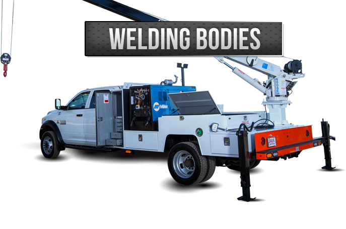 Welding | Douglass Truck Bodies