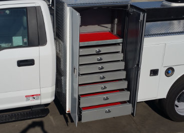 Mechanic Drawers
