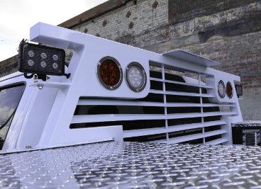 Douglass Custom Cab Protector