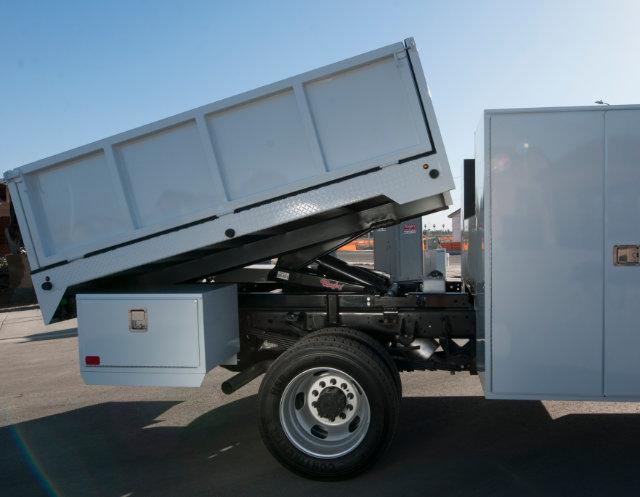 Doulass Truck Bodies Dump
