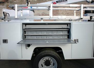 Douglass Truck Bodies Equitos Trays