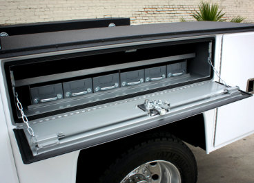 Douglass Truck Bodies Equipto Tray