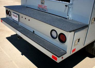 Douglass Truck Bodies Service Platform