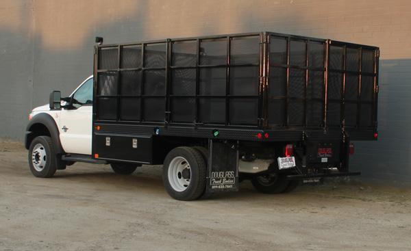 Douglass Truck Bodies Gardening Bed