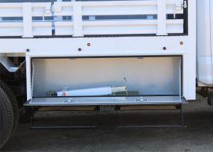 Douglass flatbed body - 5680012