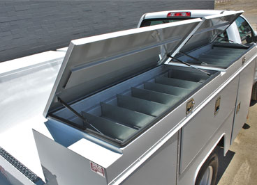 Extra-Deep Flip-Top Toolboxes