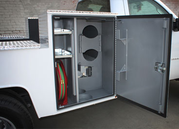 Welding Compartments