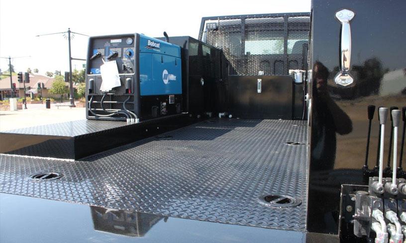 Heavy Duty Crane Floors