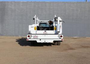 Douglass crane body 573003